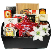Seafood Lover & Classic Gourmet Christmas Gift Basket