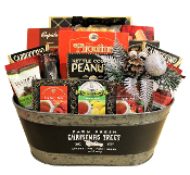 Holiday Temptations Gift Basket Canada Online